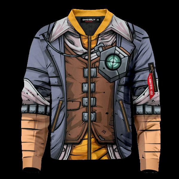 handsome jack bomber jacket 541814 - Anime Jacket