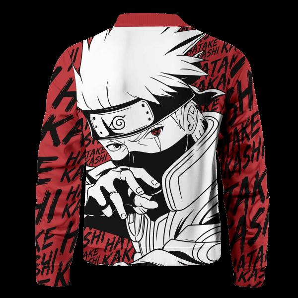 hatake bomber jacket 581715 - Anime Jacket