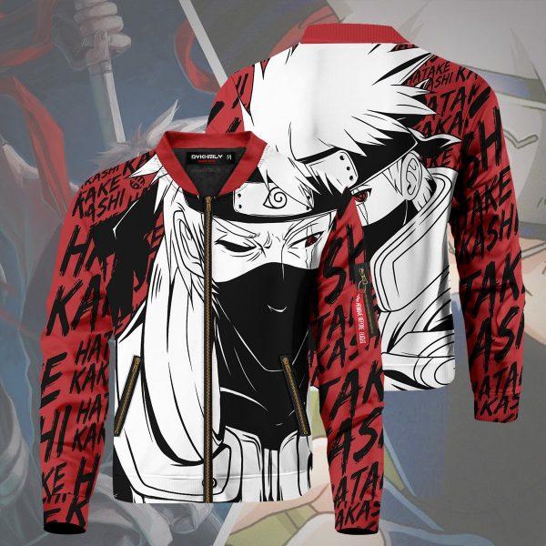 hatake bomber jacket 639531 - Anime Jacket
