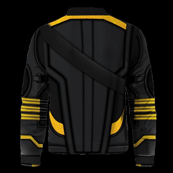 hawkeye endgame bomber jacket 241549 - Anime Jacket