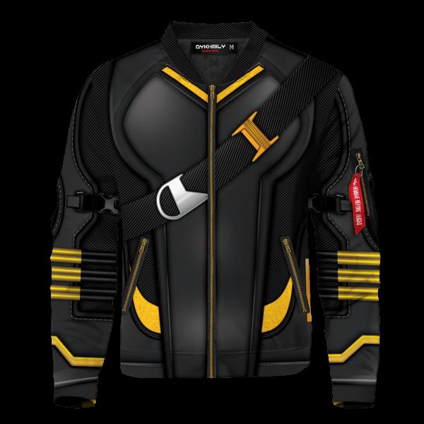 hawkeye endgame bomber jacket 978215 - Anime Jacket