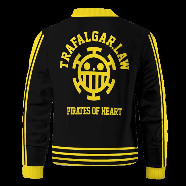 heart pirates bomber jacket 392119 - Anime Jacket