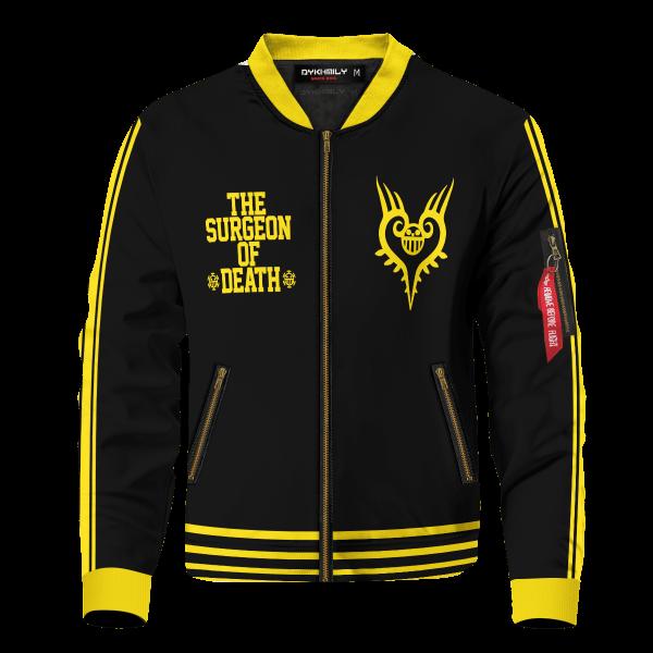 heart pirates bomber jacket 498396 - Anime Jacket