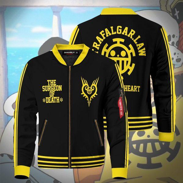 heart pirates bomber jacket 615644 - Anime Jacket
