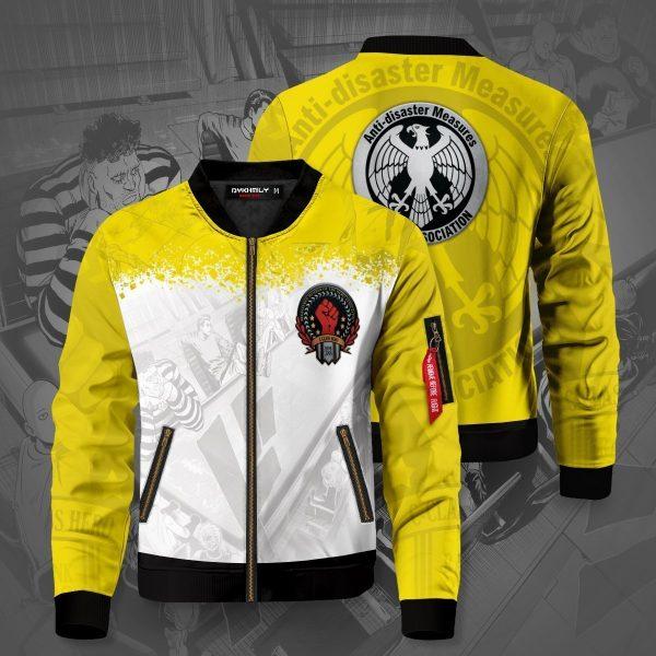 hero association bomber jacket 691833 - Anime Jacket