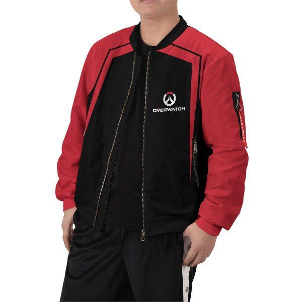 hero reaper bomber jacket 371628 - Anime Jacket