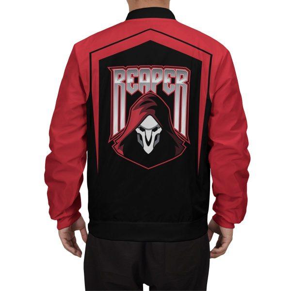 hero reaper bomber jacket 421542 - Anime Jacket