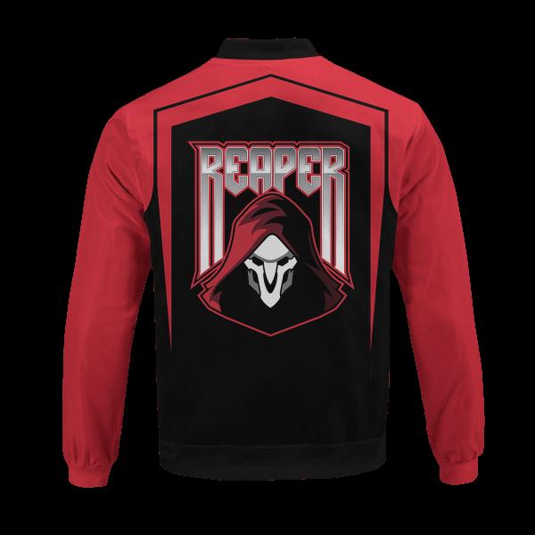 hero reaper bomber jacket 468930 - Anime Jacket