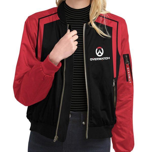 hero reaper bomber jacket 587213 - Anime Jacket