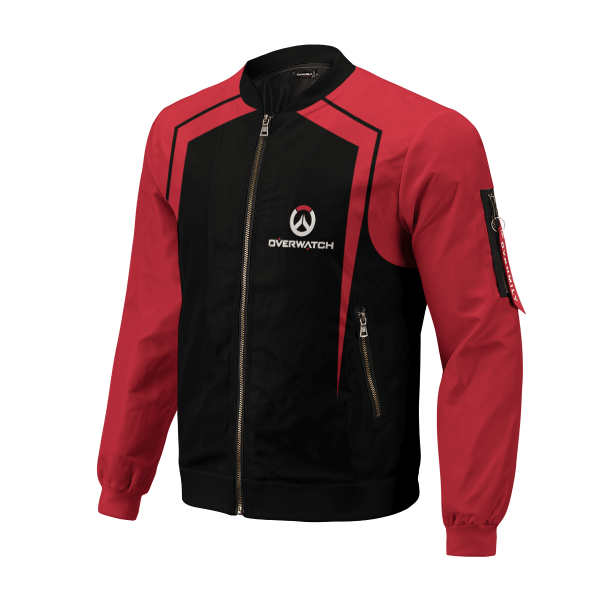 hero reaper bomber jacket 800263 - Anime Jacket