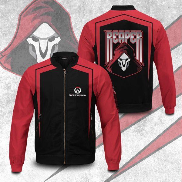 hero reaper bomber jacket 838591 - Anime Jacket