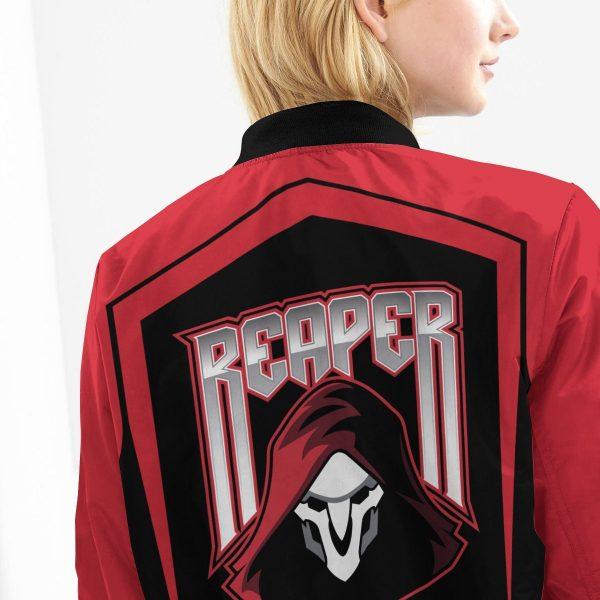 hero reaper bomber jacket 947148 - Anime Jacket