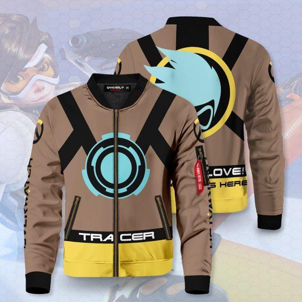 hero tracer bomber jacket 198241 - Anime Jacket