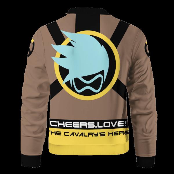 hero tracer bomber jacket 403364 - Anime Jacket