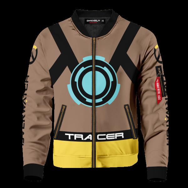 hero tracer bomber jacket 700444 - Anime Jacket