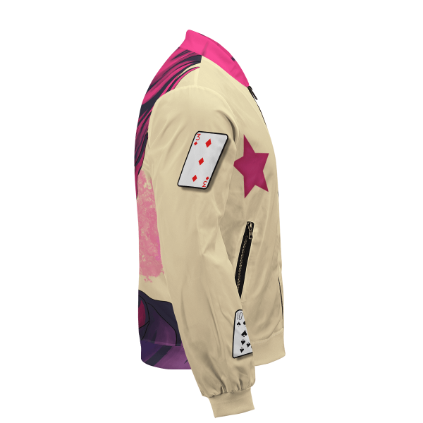 hisoka bomber jacket 109986 - Anime Jacket