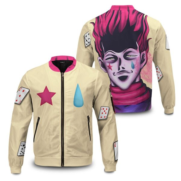 hisoka bomber jacket 221009 - Anime Jacket