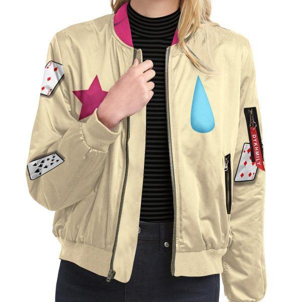 hisoka bomber jacket 419747 - Anime Jacket