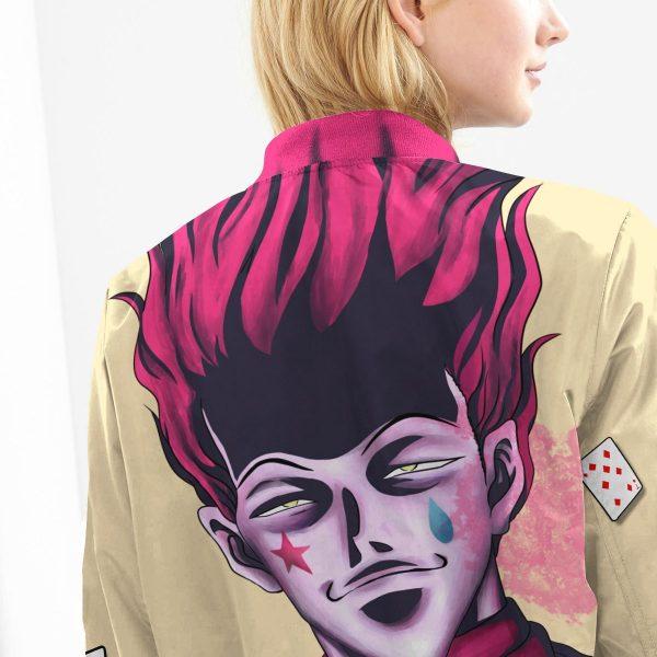 hisoka bomber jacket 604122 - Anime Jacket