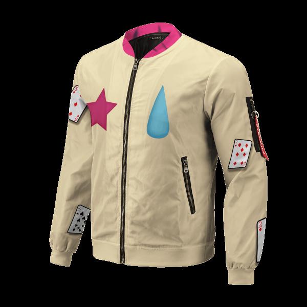 hisoka bomber jacket 622521 - Anime Jacket
