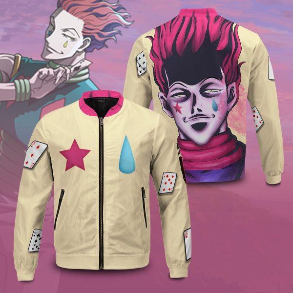 hisoka bomber jacket 807627 - Anime Jacket