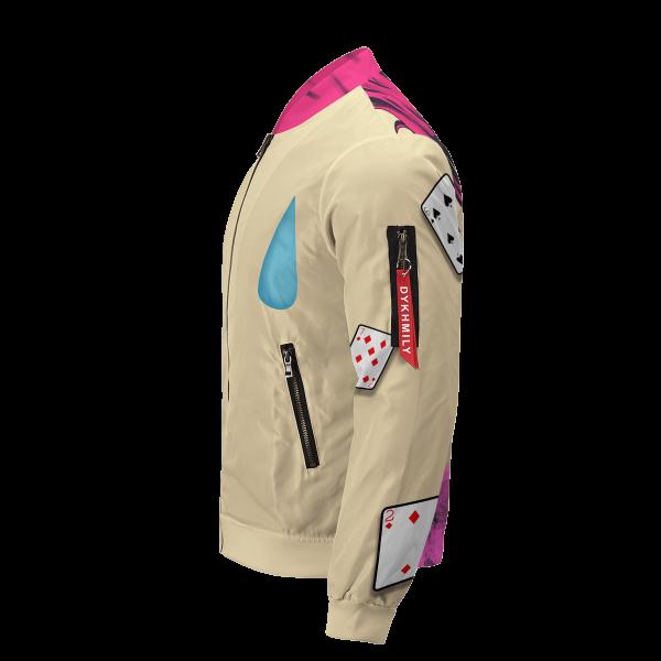 hisoka bomber jacket 830162 - Anime Jacket