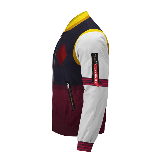 hxh hisoka bomber jacket 105693 - Anime Jacket