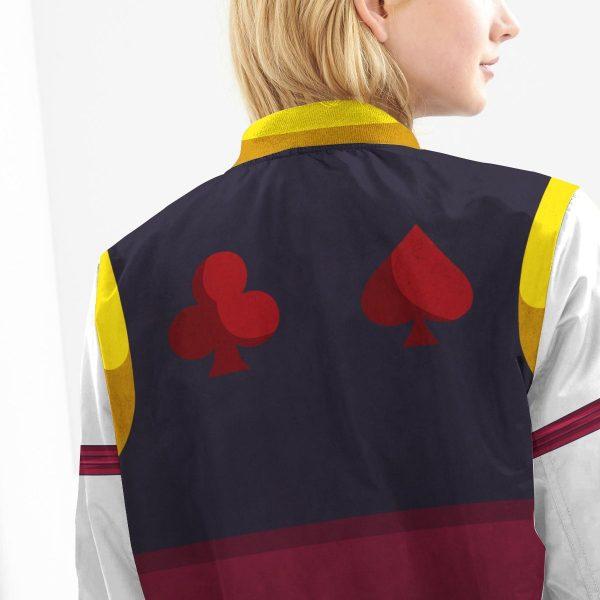 hxh hisoka bomber jacket 448075 - Anime Jacket