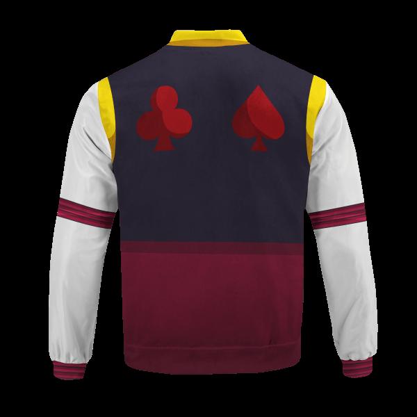 hxh hisoka bomber jacket 989285 - Anime Jacket