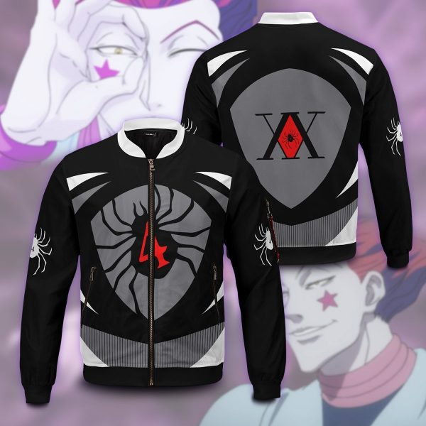 hxh spider bomber jacket 644480 - Anime Jacket