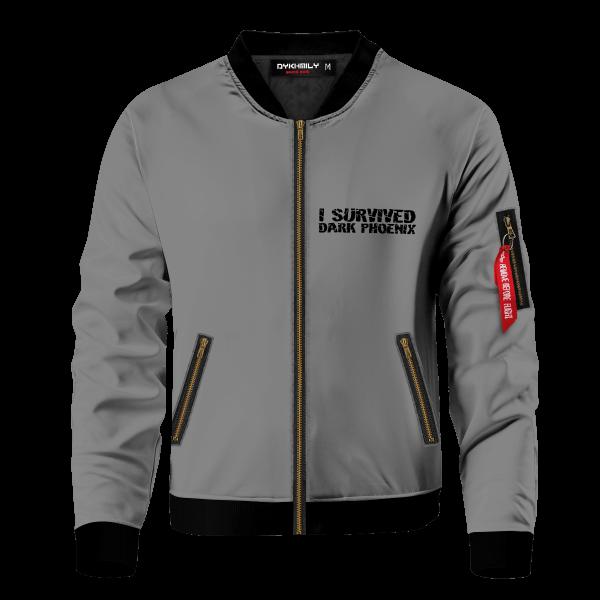 i survived dark phoenix bomber jacket 119639 - Anime Jacket