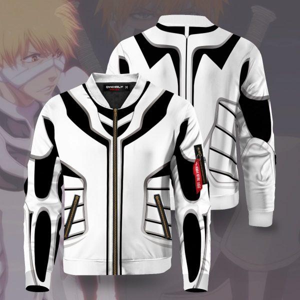 ichigo fullbring bomber jacket 300527 - Anime Jacket