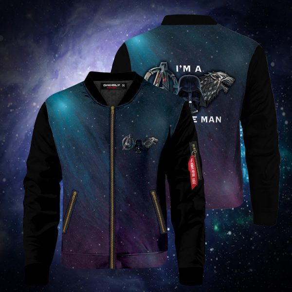 im a simple person bomber jacket 503821 - Anime Jacket