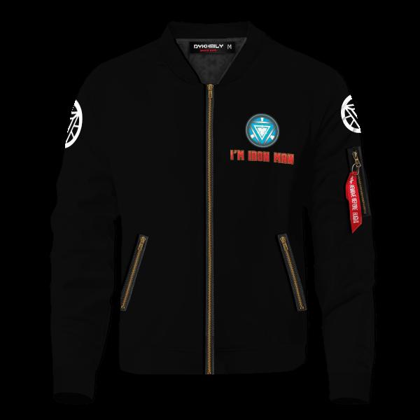 im iron man bomber jacket 176507 - Anime Jacket
