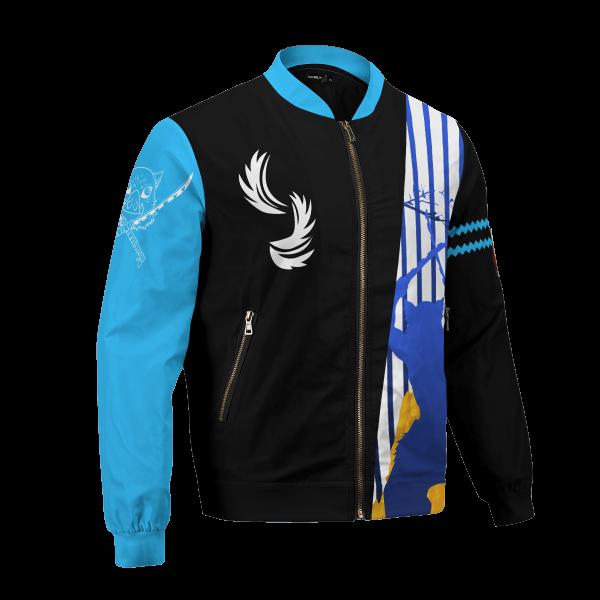 inosuke bomber jacket 258090 - Anime Jacket