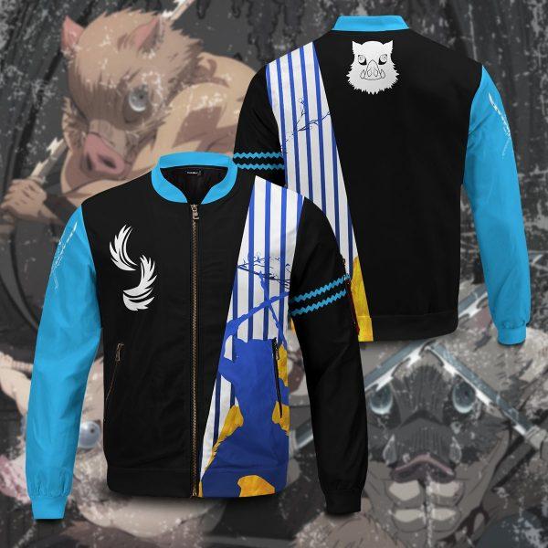 inosuke bomber jacket 276073 - Anime Jacket