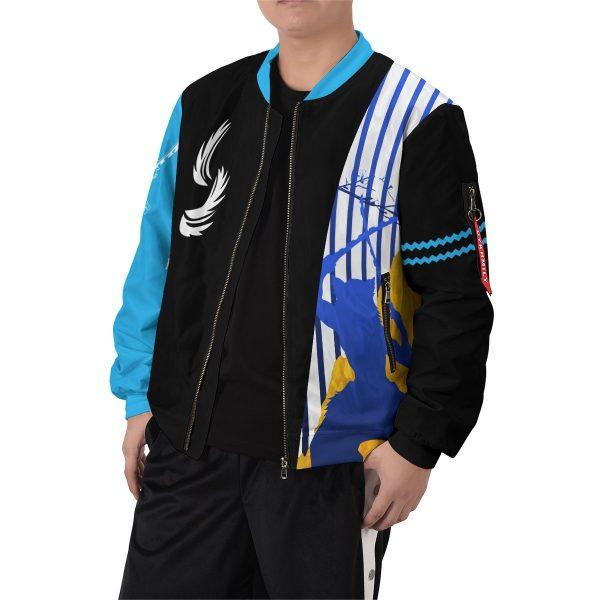 inosuke bomber jacket 399122 - Anime Jacket