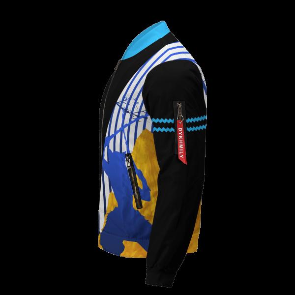 inosuke bomber jacket 429287 - Anime Jacket