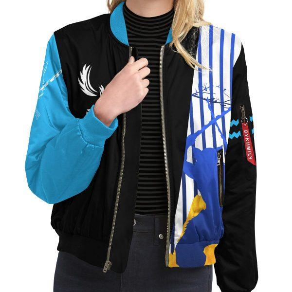 inosuke bomber jacket 433494 - Anime Jacket