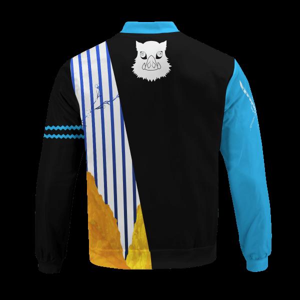 inosuke bomber jacket 478966 - Anime Jacket