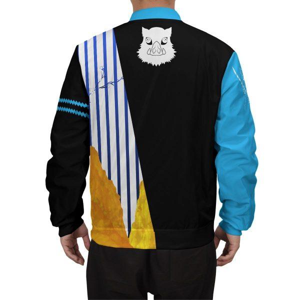 inosuke bomber jacket 605148 - Anime Jacket