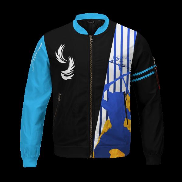 inosuke bomber jacket 997558 - Anime Jacket
