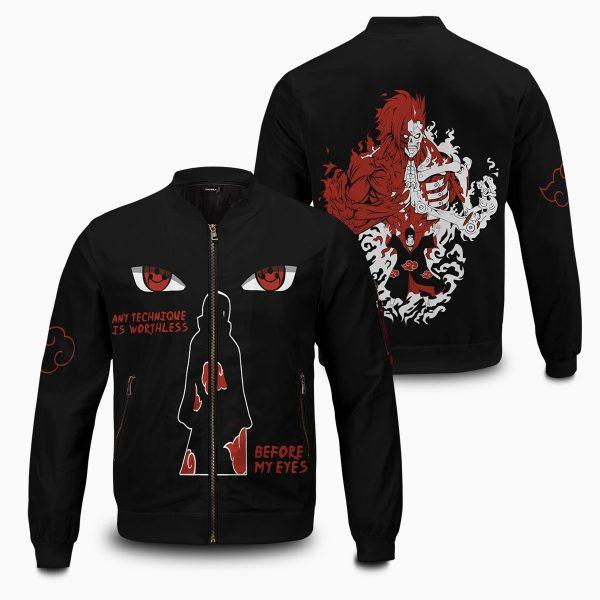 invincible itachi bomber jacket 279054 - Anime Jacket