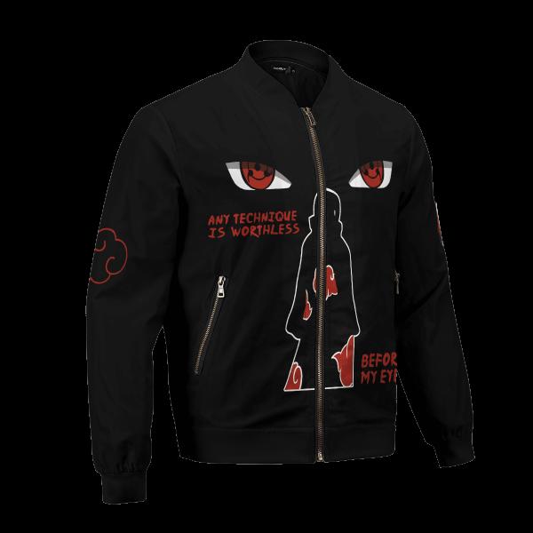 invincible itachi bomber jacket 701555 - Anime Jacket