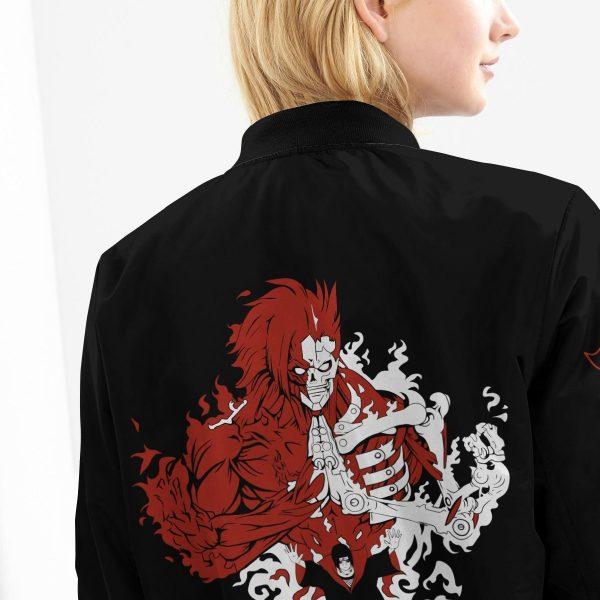 invincible itachi bomber jacket 752470 - Anime Jacket