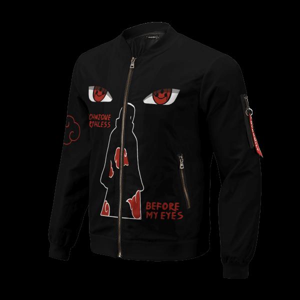 invincible itachi bomber jacket 830604 - Anime Jacket