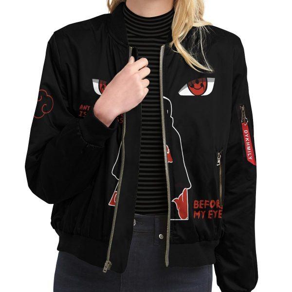 invincible itachi bomber jacket 970517 - Anime Jacket