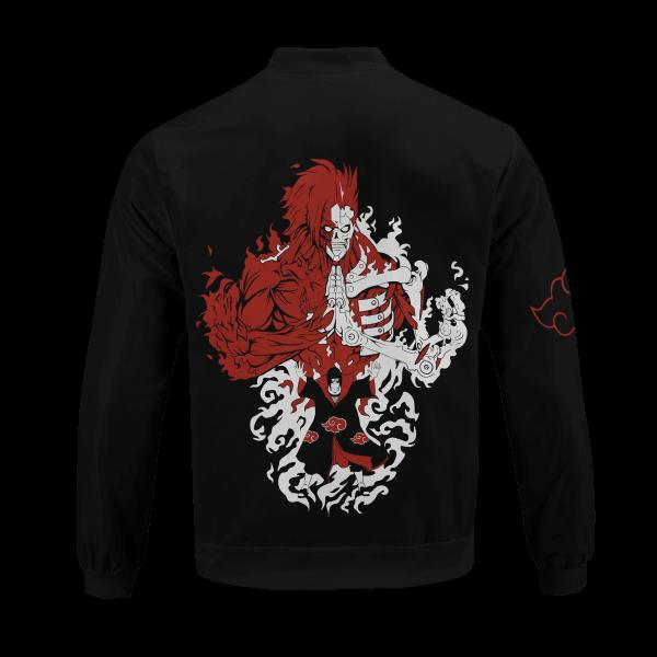 invincible itachi bomber jacket 991912 - Anime Jacket