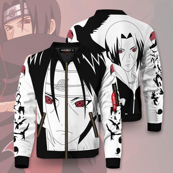 itachi bomber jacket 780485 - Anime Jacket