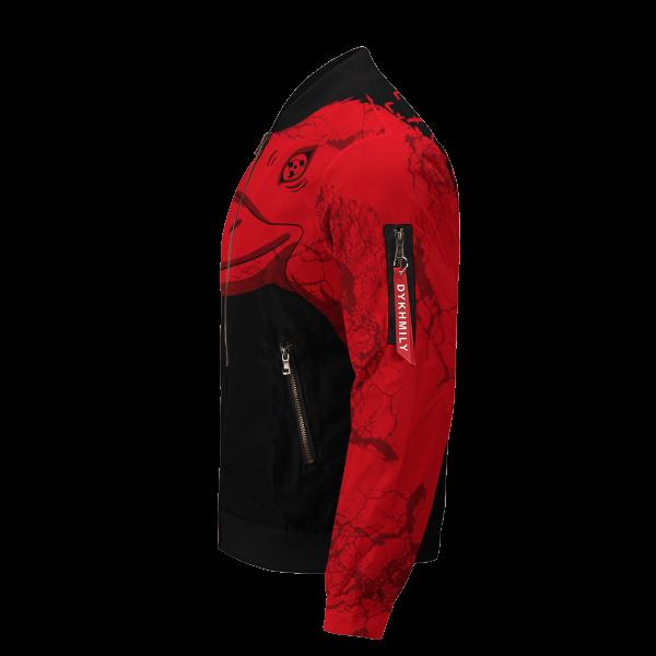 itachi summoning crow bomber jacket 539573 - Anime Jacket